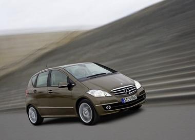 Mercedes A 5D