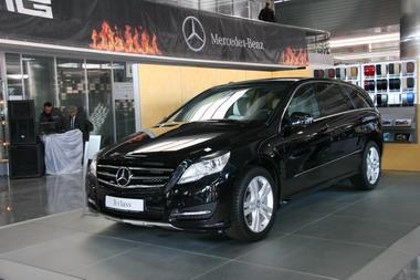 Представительству Mercedes-Benz в Украине исполнилось 10 лет
