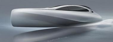 Mercedes создает роскошную яхту