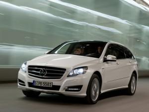 Mercedes-Benz R-класса.